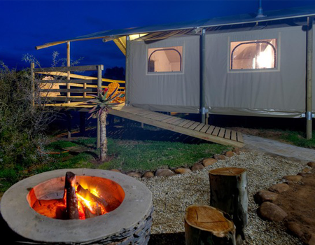 Camping Accommodation